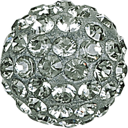 Swarovski Pave Ball 186001 - 10MM 03 215, (12pcs)