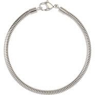 Swarovski 180000 BECHARMED BRACELET 190MM RHOD PLATED, (1pcs)