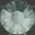 Swarovski Hotfix 2038 - ss8, Black Diamond (215 Advanced), Hotfix, 1440pcs