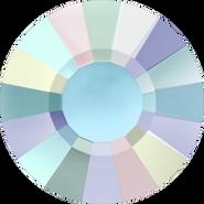 Swarovski Flatback 2034 - ss10, Crystal Aurore Boreale (001 AB) Foiled, No Hotfix, 1440pcs