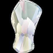 Swarovski Flatback 2798 - 10mm, Crystal Aurore Boreale (001 AB) Foiled, 144pcs