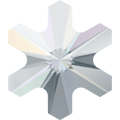 Swarovski Flatback 2826 - 5mm, Crystal Aurore Boreale (001 AB), 720pcs
