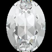 Swarovski Fancy Stone 4120 - 18x13mm, Crystal (001) Foiled, 48pcs