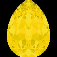 Swarovski Fancy Stone 4320 - 8x6mm, Yellow Opal (231) Foiled, 180pcs