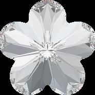 Swarovski Fancy Stone 4744 - 10mm, Crystal (001) Foiled, 288pcs