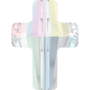 Swarovski Bead 5378 - 14mm, Crystal Aurore Boreale (001 AB), 72pcs