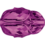 Swarovski Bead 5728 - 12mm, Amethyst (204), 96pcs