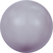 Swarovski Crystal Pearl 5811 - 10mm, Crystal Mauve Pearl (001 160), 100pcs