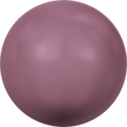 Swarovski Crystal Pearl 5811 - 10mm, Crystal Burgundy Pearl (001 301), 100pcs
