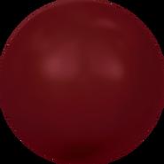 Swarovski Crystal Pearl 5811 - 10mm, Crystal Bordeaux Pearl (001 538), 100pcs