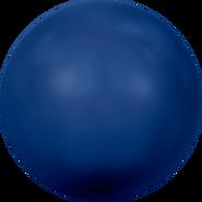 Swarovski Crystal Pearl 5811 - 10mm, Crystal Dark Lapis Pearl (001 719), 100pcs
