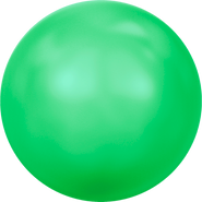 Swarovski Crystal Pearl 5811 - 10mm, Crystal Neon Green Pearl (001 771), 100pcs