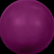 Swarovski Crystal Pearl 5811 - 10mm, Crystal Blackberry Pearl (001 784), 100pcs