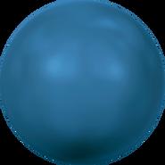 Swarovski Crystal Pearl 5811 - 12mm, Crystal Lapis Pearl (001 717), 100pcs