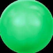 Swarovski Crystal Pearl 5811 - 14mm, Crystal Neon Green Pearl (001 771), 50pcs