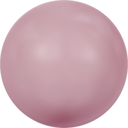 Swarovski Crystal Pearl 5811 - 16mm, Crystal Powder Rose Pearl (001 352), 25pcs