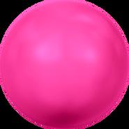 Swarovski Crystal Pearl 5811 - 16mm, Crystal Neon Pink Pearl (001 732), 25pcs