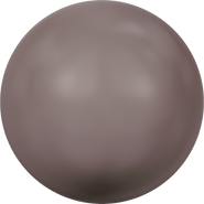 Swarovski Crystal Pearl 5811 - 16mm, Crystal Brown Pearl (001 815), 25pcs