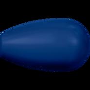 Swarovski Crystal Pearl 5816 - 11.5x6mm, Crystal Dark Lapis Pearl (001 719), 100pcs