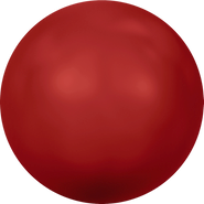 Swarovski Crystal Pearl 5817 - 16mm, Crystal Red Coral Pearl (001 718), 100pcs
