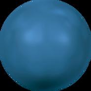 Swarovski Crystal Pearl 5817 - 6mm, Crystal Lapis Pearl (001 717), 250pcs