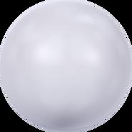 Swarovski Crystal Pearl 5818 - 12mm, Crystal Lavender Pearl (001 524), 100pcs