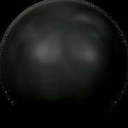 Swarovski Crystal Pearl 5818 - 4mm, Crystal Mystic Black Pearl (001 335), 500pcs