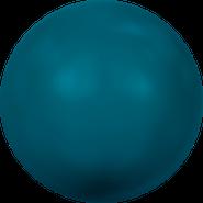 Swarovski Crystal Pearl 5818 - 4mm, Crystal Petrol Pearl (001 600), 500pcs