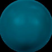 Swarovski Crystal Pearl 5818 - 5mm, Crystal Petrol Pearl (001 600), 500pcs