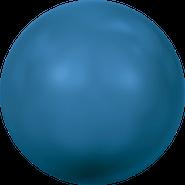 Swarovski Crystal Pearl 5818 - 6mm, Crystal Lapis Pearl (001 717), 500pcs