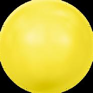 Swarovski Crystal Pearl 5818 - 6mm, Crystal Neon Yellow Pearl (001 734), 500pcs
