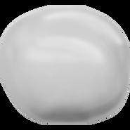 Swarovski Crystal Pearl 5840 - 14mm, Crystal Light Grey Pearl (001 616), 50pcs