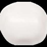 Swarovski Crystal Pearl 5840 - 14mm, Crystal White Pearl (001 650), 50pcs
