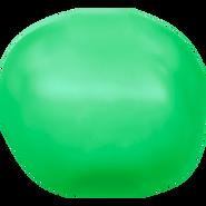 Swarovski Crystal Pearl 5840 - 14mm, Crystal Neon Green Pearl (001 771), 50pcs