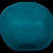 Swarovski Crystal Pearl 5840 - 6mm, Crystal Petrol Pearl (001 600), 500pcs