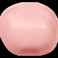 Swarovski Crystal Pearl 5840 - 6mm, Crystal Pink Coral Pearl (001 716), 500pcs