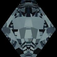 Swarovski Pendant 6328 - 8mm, Graphite (253), 288pcs