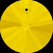 Swarovski Pendant 6428 - 8mm, Yellow Opal (231), 144pcs