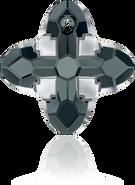 Swarovski Pendant 6868 MM 24,0 GRAPHITE LTCHROMEZ, 15pcs
