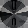 Swarovski 3015 MM 23,0 JET(1pcs)