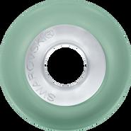 Swarovski Crystal Pearl 5890 MM 14,0 CRYSTAL JADEPEARL STEEL(1pcs)