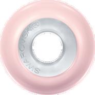Swar Crystal Pearl 5890 - 14mm, Roseline (294), STEEL, 1pc
