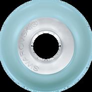 Swarovski Crystal Pearl 5890 MM 14,0 CRYSTAL TURQUPEARL STEEL(1pcs)