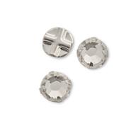 Swarovski 53103 - Roses Montees, 6mm, Crystal(72pcs)