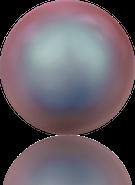 Swarovski 5818 MM 10,0 CRYSTAL IRIDESCENT RED PRL(4pcs)