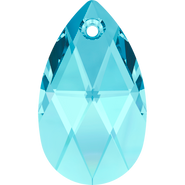 Swarovski 6106 MM 38,0 AQUAMARINE(1pcs)