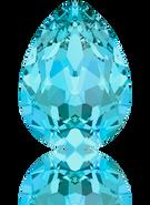 Swarovski Fancy Stone 4320 MM 14,0X 10,0 AQUAMARINE F(144pcs)