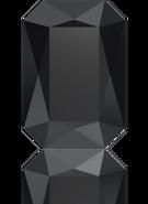 Swarovski Fancy Stone 4627 MM 27,0X 18,5 JET(24pcs)