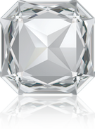 Swarovski Fancy Stone 4675 MM 23,0 CRYSTAL F(24pcs)