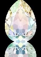 Swarovski Fancy Stone 4320 - 8x6mm, Crystal AB (001 AB) Foiled, 180pcs